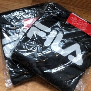 fila hoodie(new with tags and packaging)